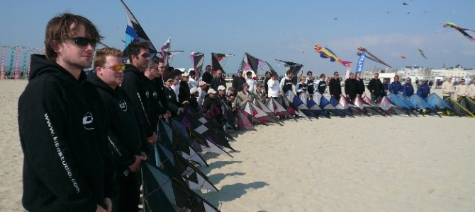 The best sport kite teams in the world...